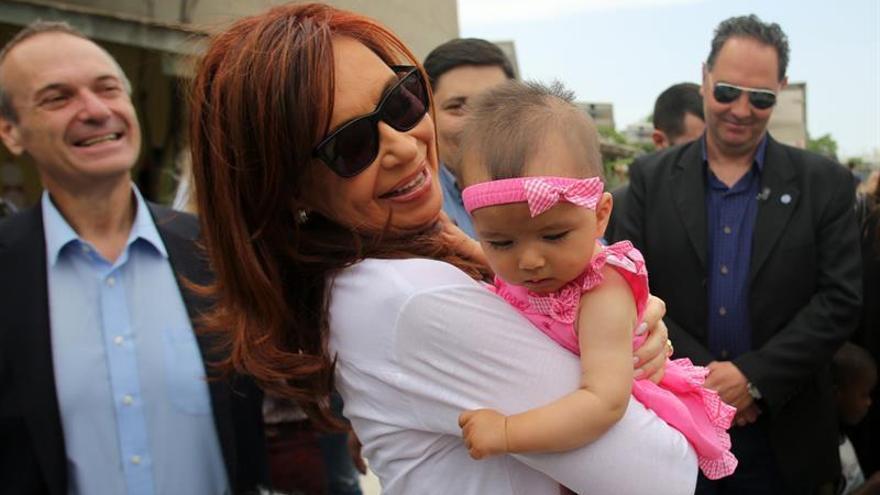 Cristina Fernández llama a Europa a abordar conjuntamente la crisis de refugiados