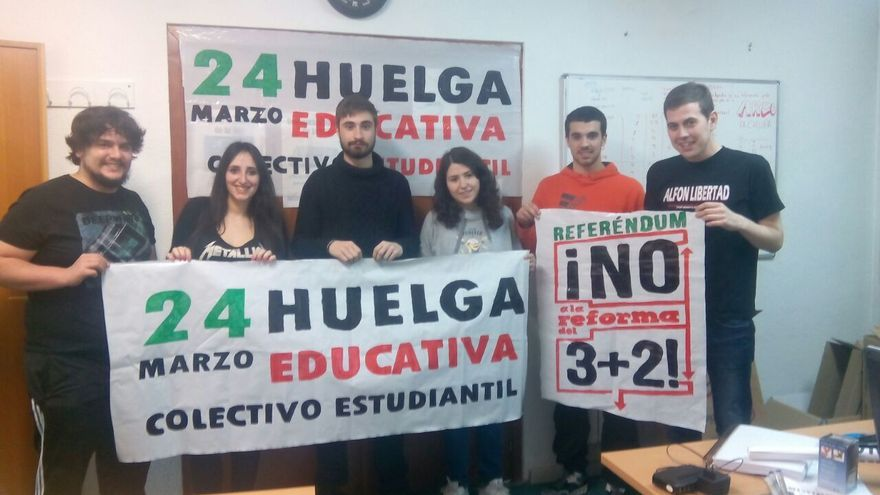 Referendum estudiantes Ciudad Real