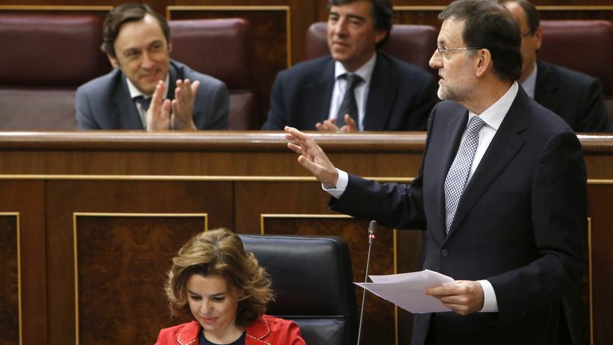 Rajoy supedita el rescate a la prima y no revela si actualizará las pensiones