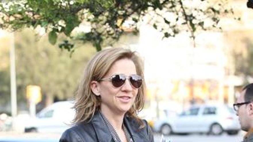 La Infanta Cristina