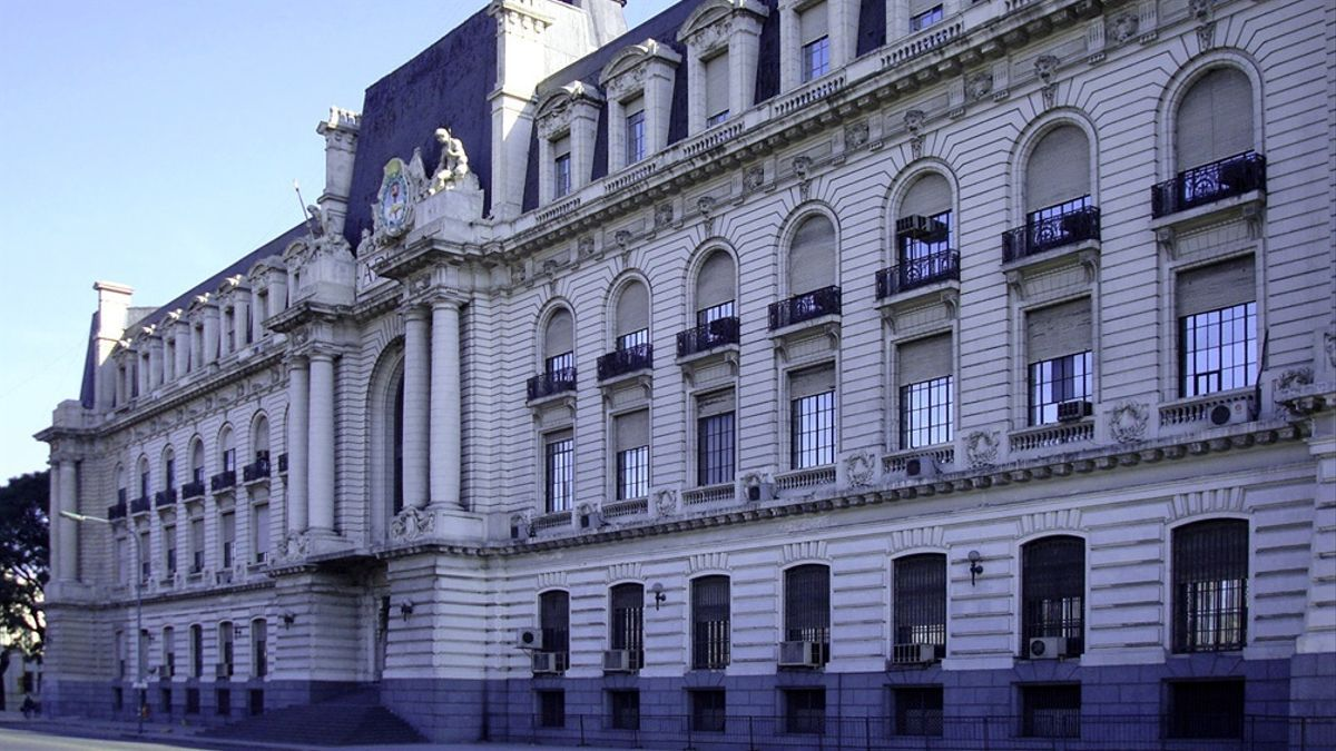 Edificio de la Dirección General de Aduanas
