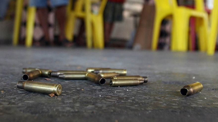 Cinco muertos y tres heridos en un tiroteo en un bar de Río de Janeiro