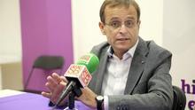 El candidato de Unidas Podemos a la alcaldía de Santa Cruz de Tenerife, Ramón Trujillo.
