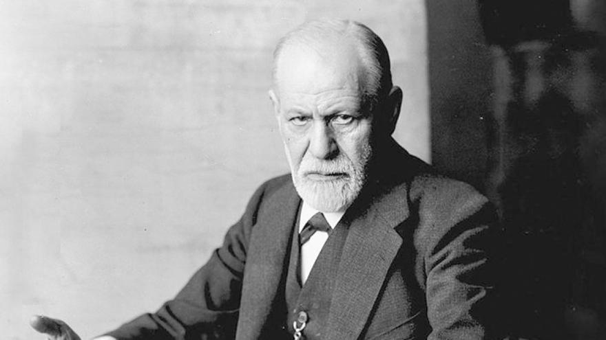 Sigmund Freud fue uno de los mayores intelectuales del siglo XX
