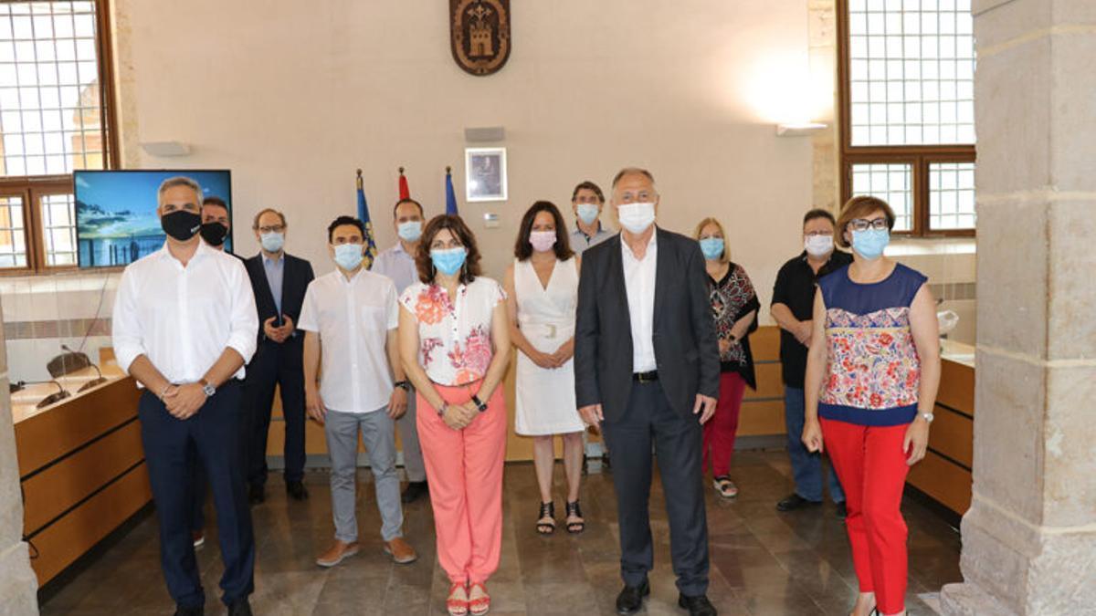 La iniciativa ha sido presentada en el Ayuntamiento de Llíria.