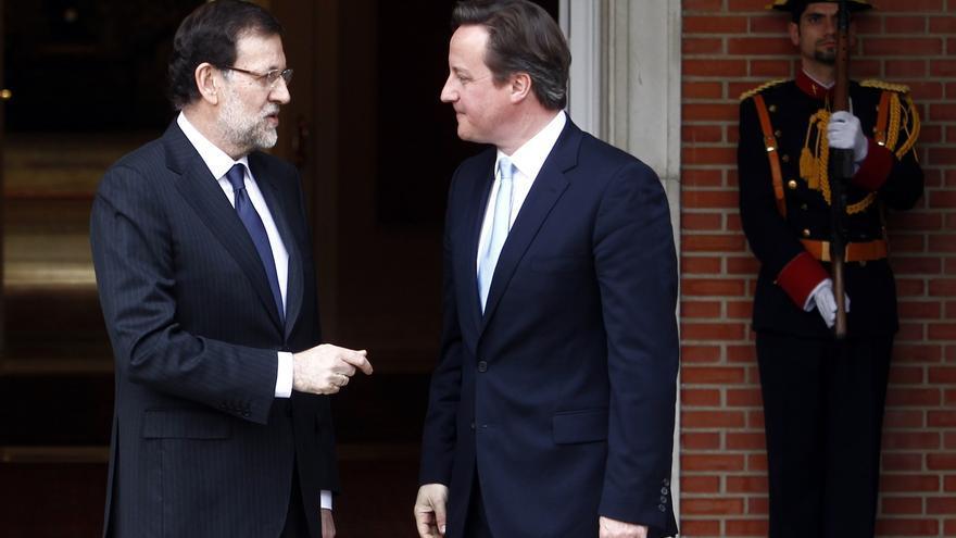 Rajoy quiere que el Reino Unido permanezca en la UE