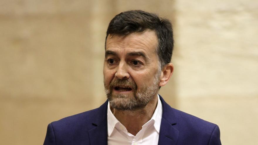 Antonio Maíllo, líder de IU en Andalucía.