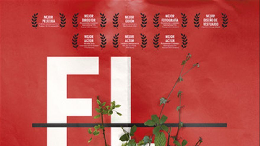 Cartel promocional de 'Flow', el primer largometraje de Daniel Martínez.