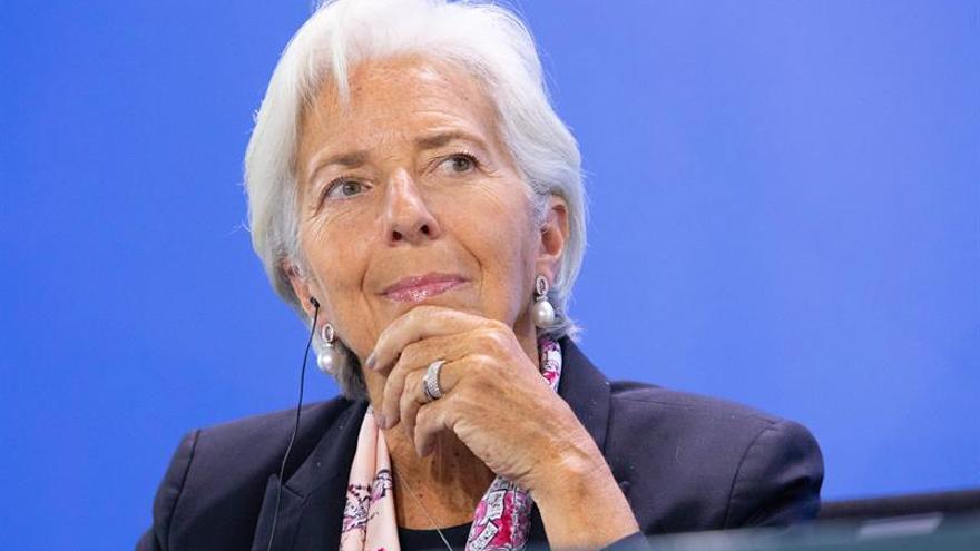 Lagarde asegura que los aranceles empiezan a tener efecto en la economía global