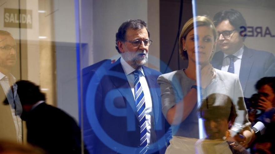 Rajoy pone a CLM como prueba de su oferta de apoyar al PSOE en CCAA