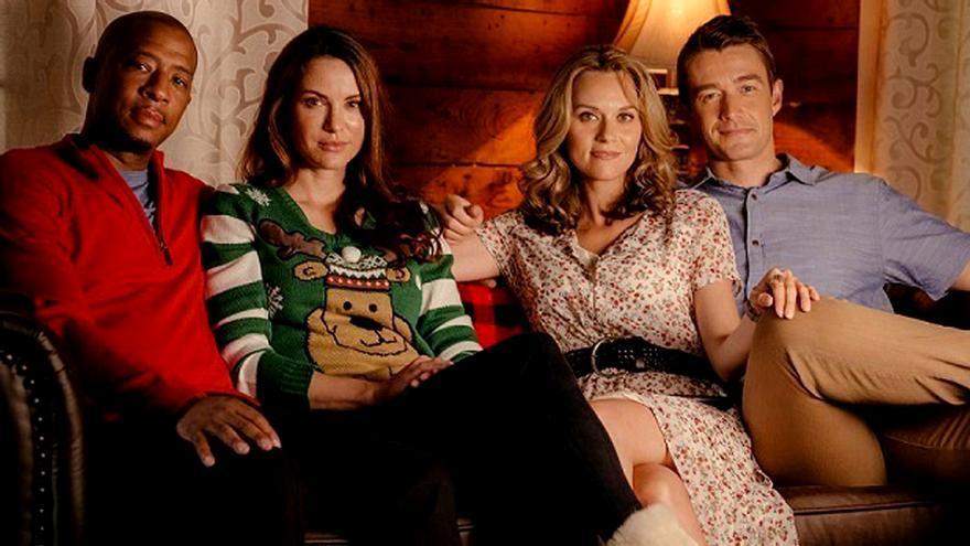 """Lifetime prepara un nuevo reencuentro con el reparto de """"One Tree Hill"""" tras su película navideña"""