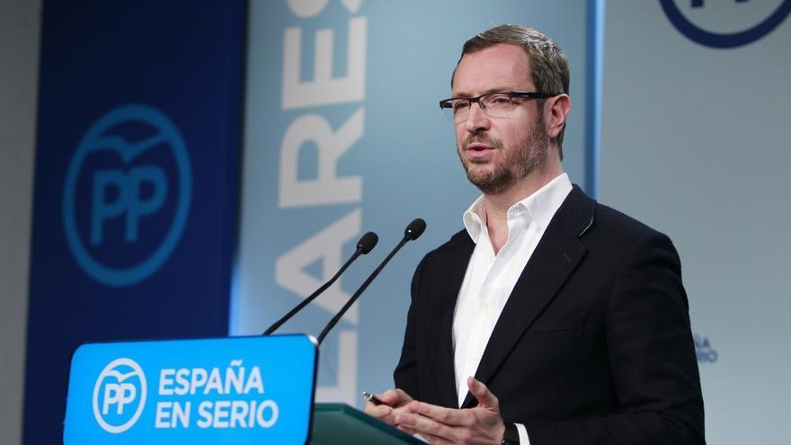 """Maroto dice que PSOE """"sabe que la única salida"""" es la abstención y ve """"difícil"""" el acuerdo con PNV por su """"extremismo"""""""