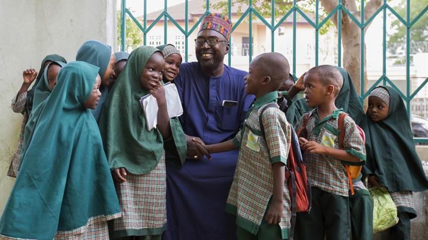 """El mediador en la liberación de las """"Chicas de Chibok"""" pide ver la magnitud del conflicto en Nigeria"""