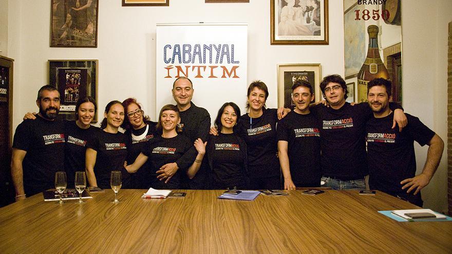 El Festival Cabanyal Íntim inunda de teatro las calles y las casas del barrio
