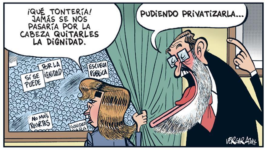 Las marchas toman Madrid