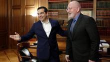 Tsipras se alinea con los socialistas y su estrategia para gobernar la UE a un mes de las elecciones griegas