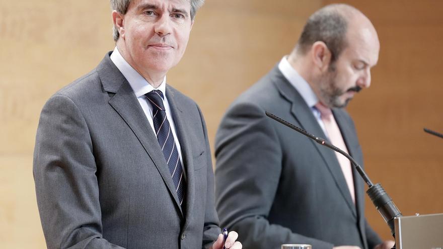 """Garrido dimitirá """"a finales de esta semana o principios de la próxima"""" y la Presidencia se queda """"en las mejores manos"""""""