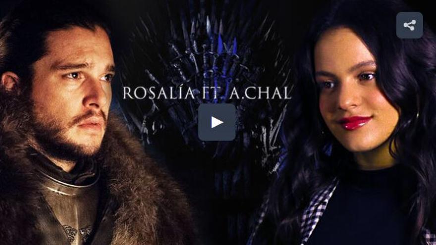 Rosalia Juego de Tronos