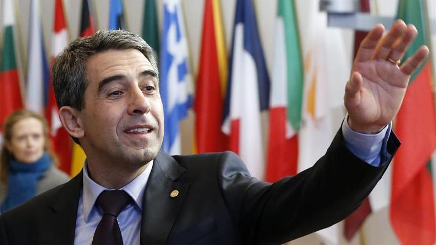 El presidente búlgaro inicia consultas con los partidos políticos