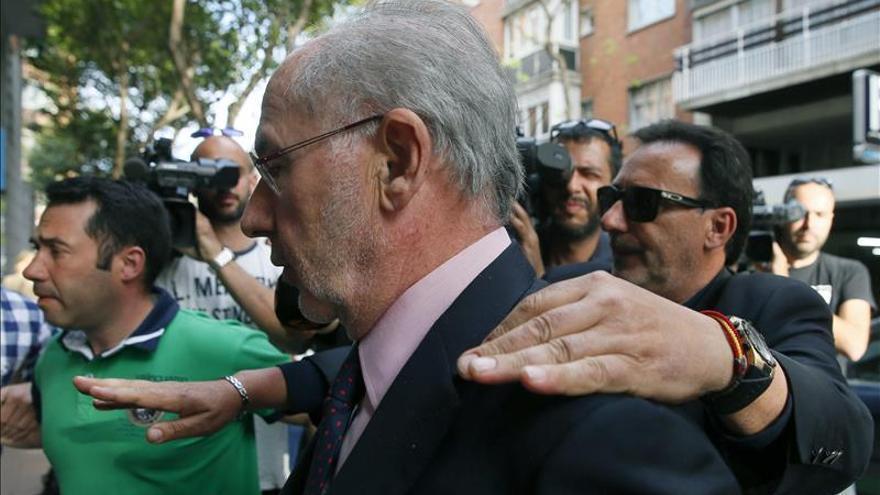 """El juez Andreu rechaza de nuevo encarcelar a Rato por el """"caso Bankia"""""""