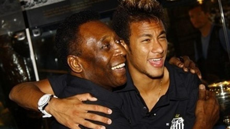 Pelé Y Neymar
