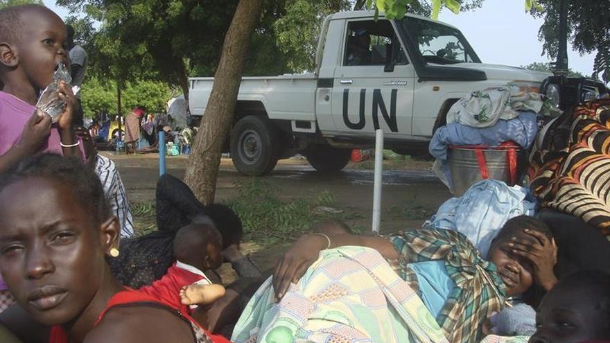 Italia fleta un avión para que ciudadanos europeos abandonen Sudán del Sur