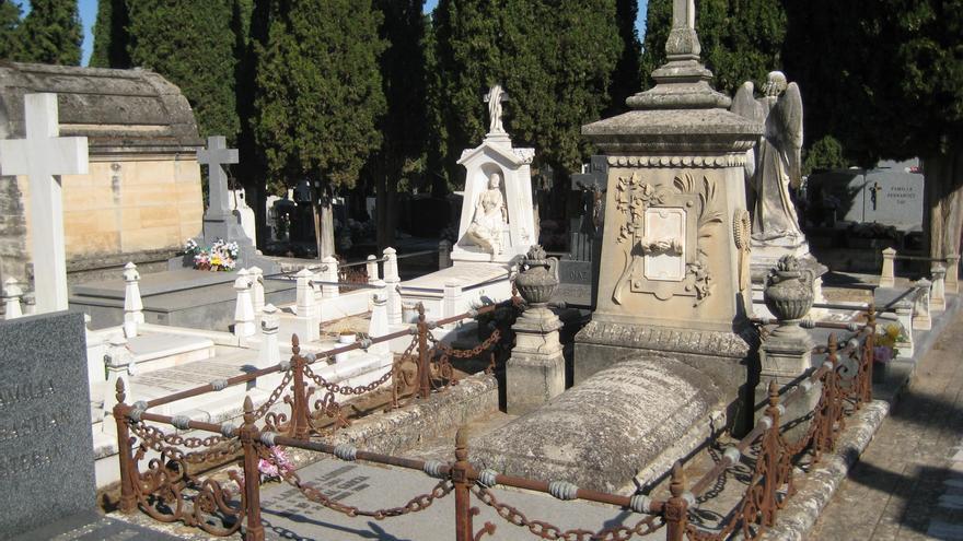 Cementerios y patrimonio