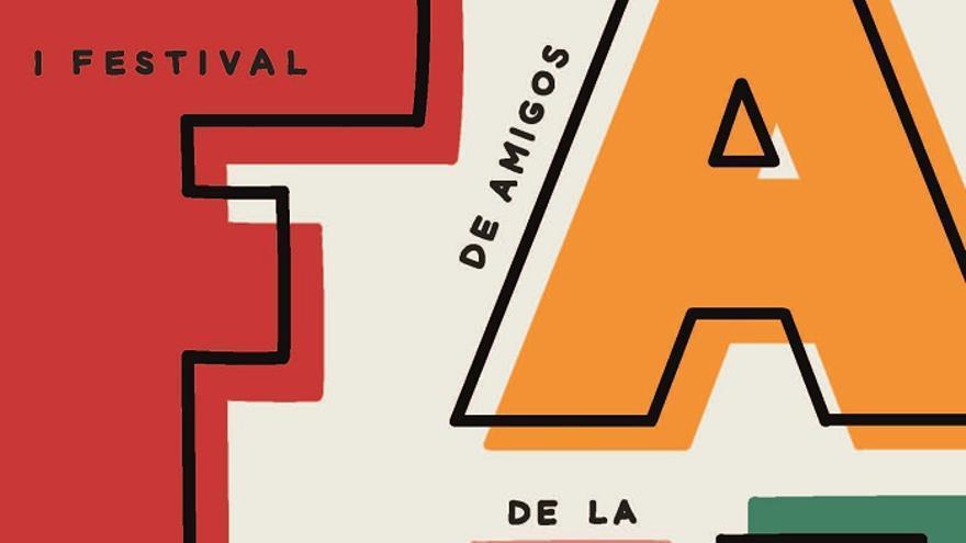 El Centro Párraga acoge el primer Festival 'Fácil' de Amigos y Conocidos de la Ilustración