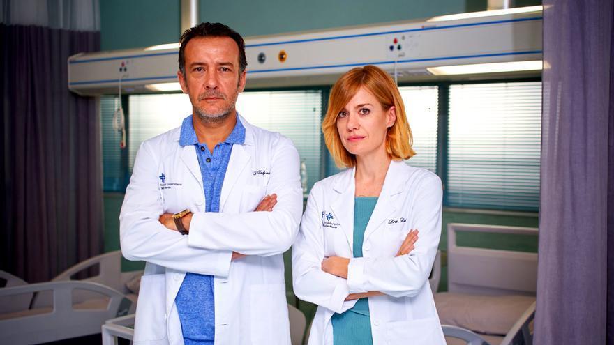 TVE arranca el rodaje de Hospital Valle Norte, su próxima serie de prime time tras La otra mirada