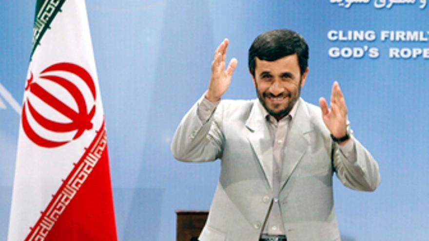 Ahmadineyad. (CANARIAS AHORA)