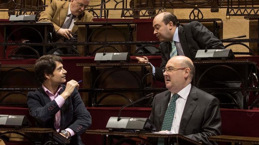El exgerente del PP de Bizkaia pide su readmisión por despido improcedente