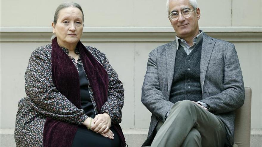 David Cirici y Pilar Molina Llorente ganan el XXI Premio Edebé de literatura