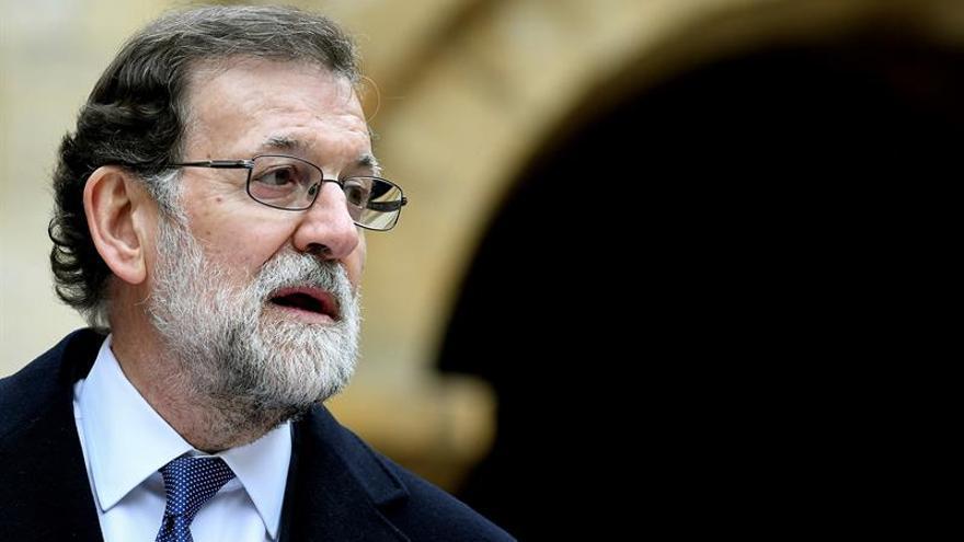 """Rajoy traslada su pésame el pueblo iraní tras el """"trágico"""" accidente aéreo"""