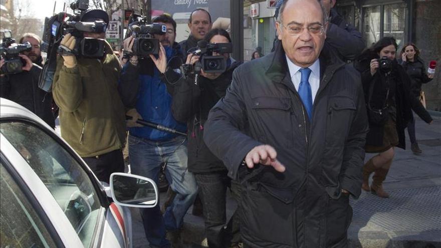 Caja Madrid sobrevaloró las garantías de Díaz Ferrán para prestarle 26 millones de euros