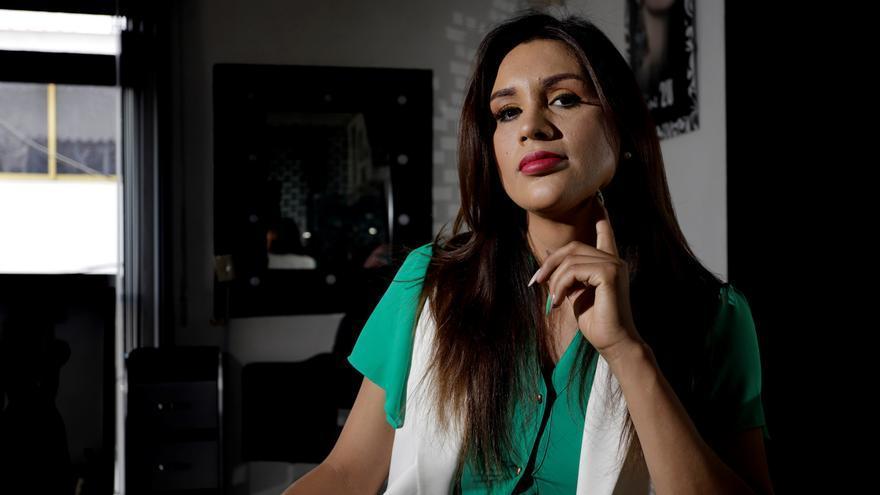 La primera candidata trans del pequeño estado mexicano de Tlaxcala