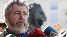 El diputado Juantxo López de Uralde.