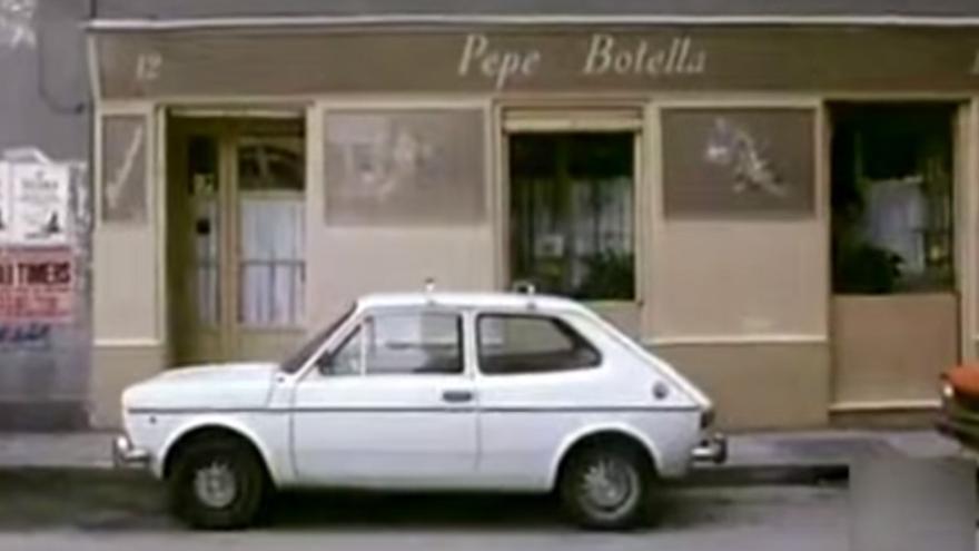 Pepe Botella en 1979