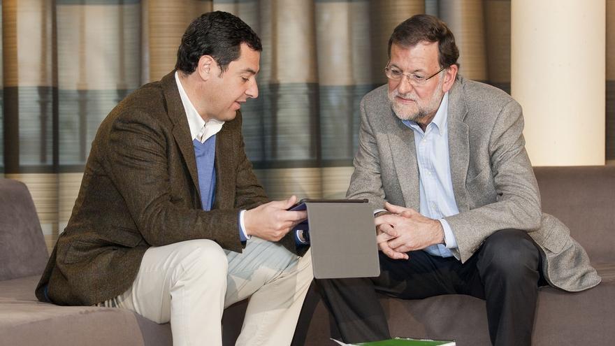 Rajoy se vuelca en la campaña andaluza y programa dos actos con Moreno en esta primera quincena de febrero