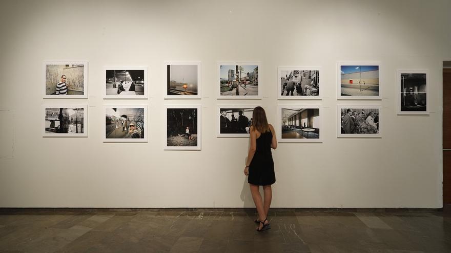 La exposición 'European Puzzle', en el Centre del Carme