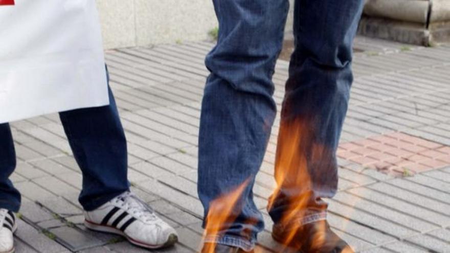 De la quema de los presupuestos #5