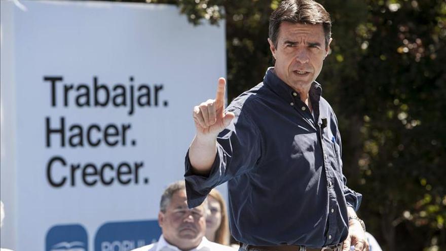 Soria: El PP será el más votado en Canarias y en España
