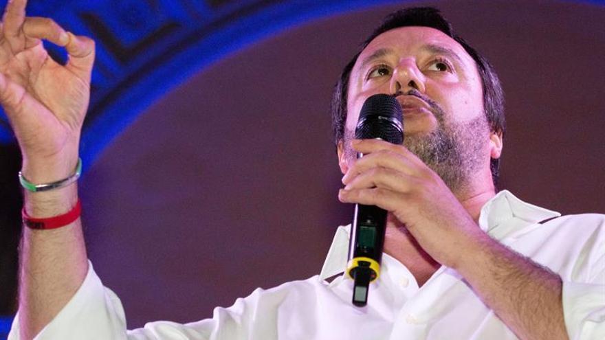 Salvini propone una ley contra la explotación de inmigrantes