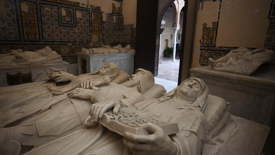 Sala Capitular. Monasterio de la Cartuja