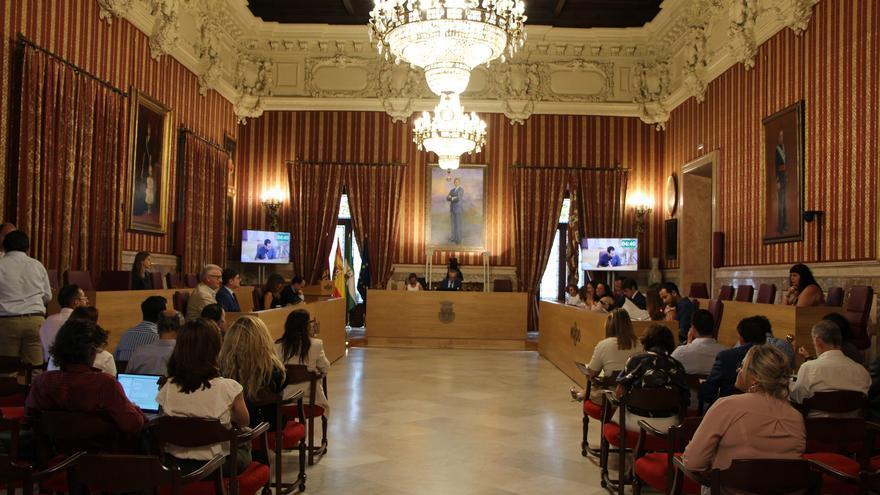 Comisión del Ayuntamiento de Sevilla
