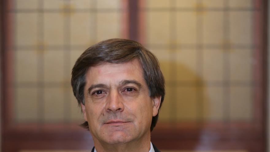 Domingo Martín Ortega, presidente de la Asociación de Organizaciones de Productores de Plátanos de Canarias (Asprocan).