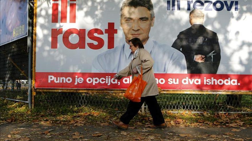 Croacia celebra hoy sus octavas elecciones generales desde su independencia