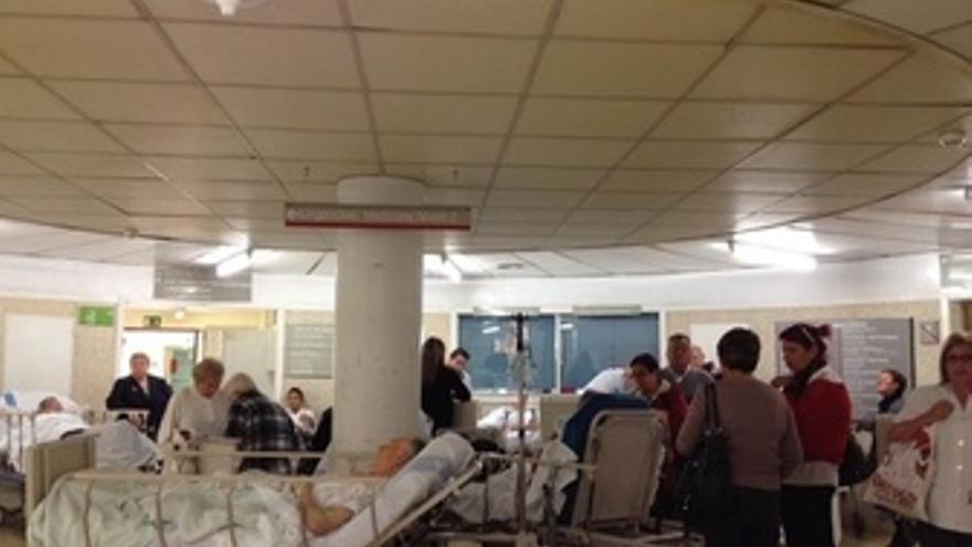 Urgencias En El Hospital De Bellvitge