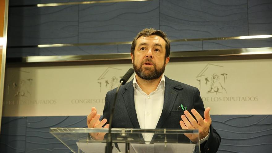 """Miguel Gutiérrez (C's) anima a los críticos de su partido a que se """"presenten y confronten"""""""