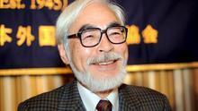 El maestro japonés de la animación Hayao Miyazaki se retira del cine