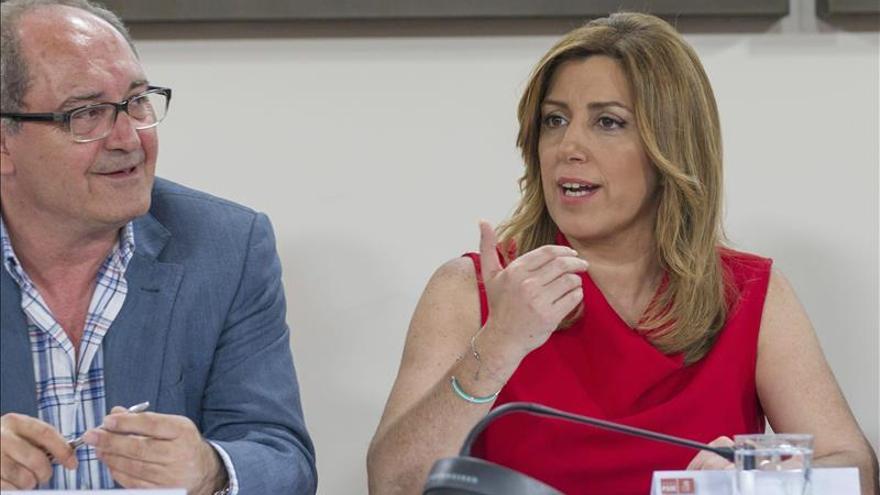 PSOE-A cree que el papa puede ser un buen aliado de la Junta contra el paro